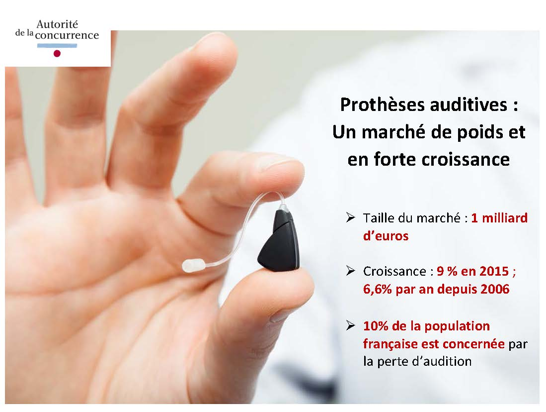 resultat enquete marche audioprothese