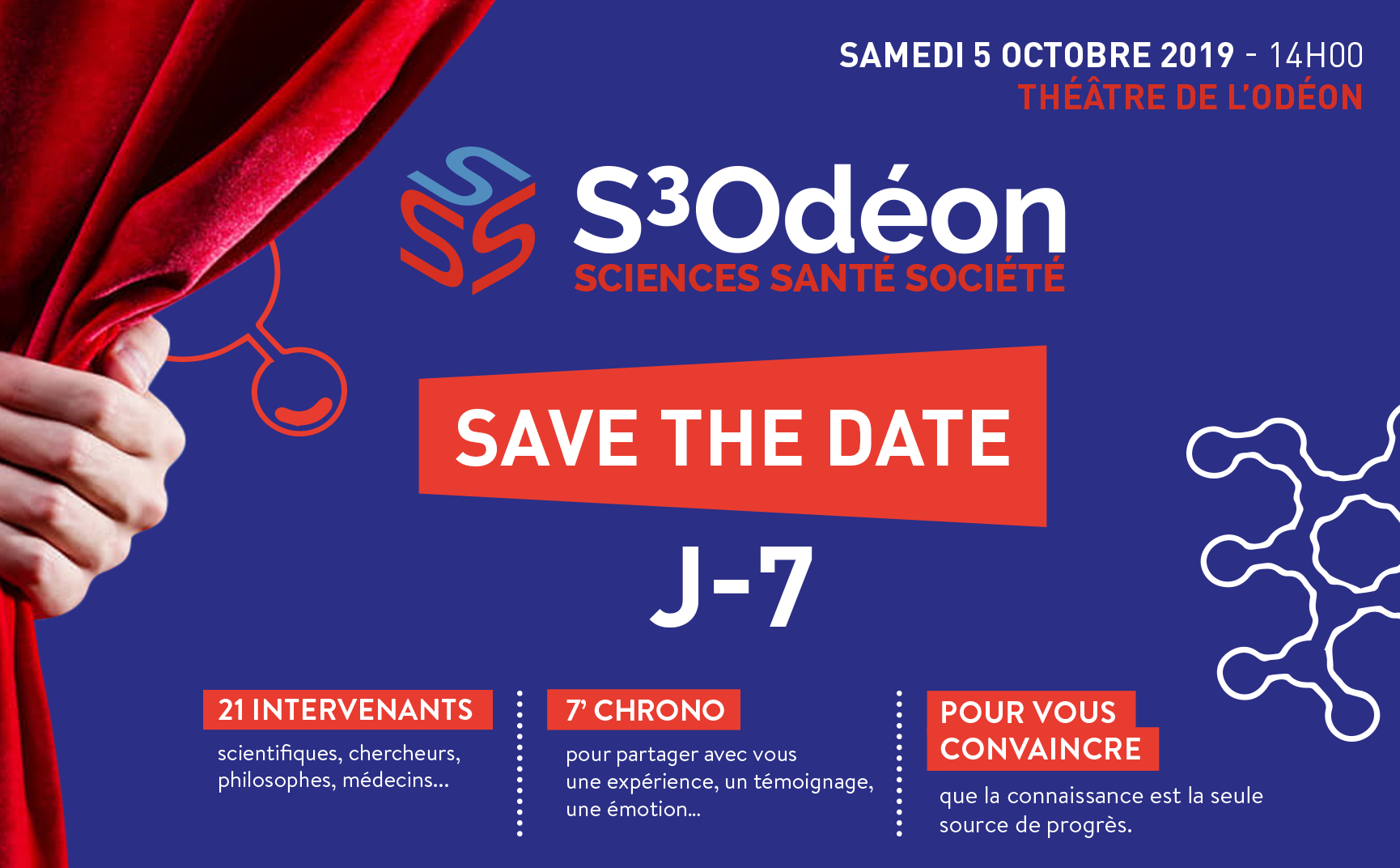 S3ODEON accessible malentendants