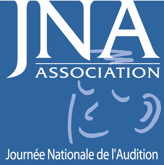 Logo de la Journée Nationale de l'Audition - JNA
